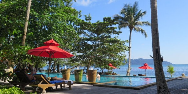 best hotels resorts bungalows koh chang