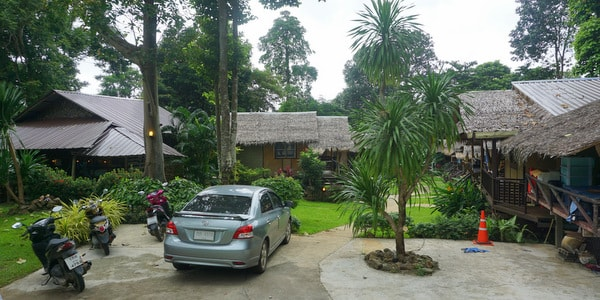 bungalow-resort-shop-sale-koh-chang-parking-front