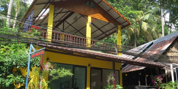 homestay-cafe-sale-koh-chang-front