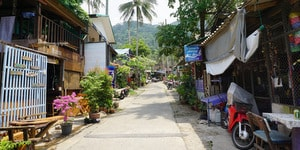 homestay guesthouse pizzeria sale koh chang