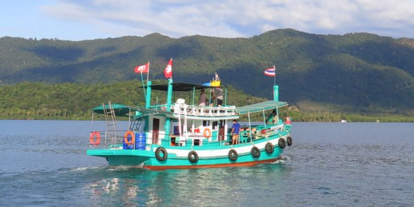 koh chang snorkeling fishing boat trip