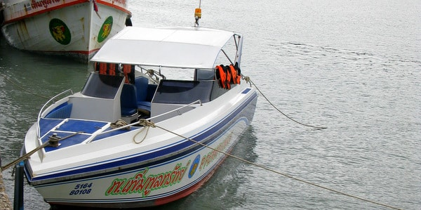 Permpoon Sub koh chang snorkeling boat trips