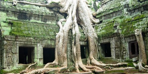Koh Chang to Cambodia for Angkor Wat