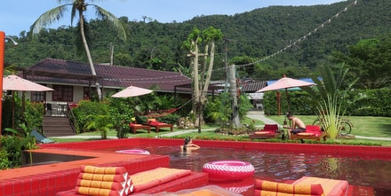 new boutique resort sale koh chang west coast