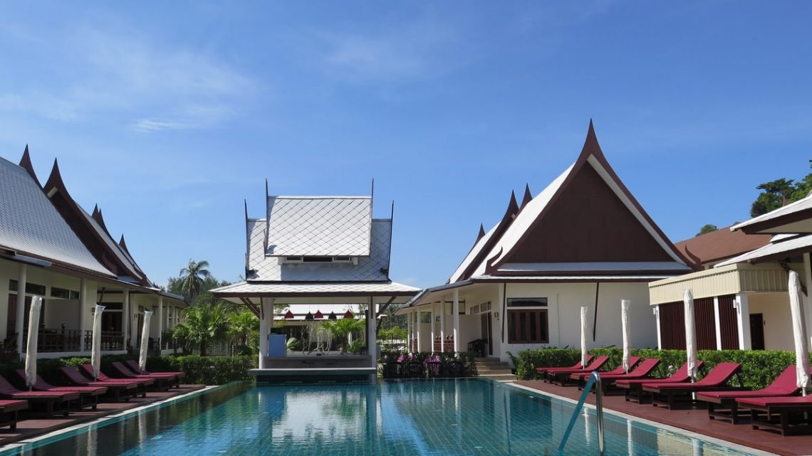 klong prao beach resorts hotels bungalows guesthouses koh chang
