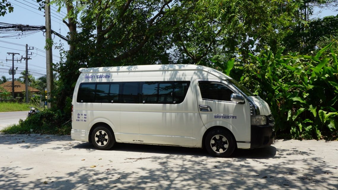 getting to koh chang bus minibus